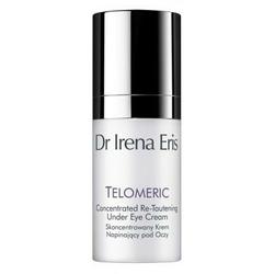 Dr irena eris telomeric w skoncentrowany krem napinający pod oczy 15ml