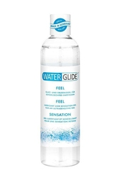 Żel wodny waterglide - feel sensation 300ml | 100 oryginał| dyskretna przesyłka