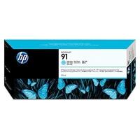 Hp 91 pigmentowy wkład atramentowy jasny błękitny 775 ml