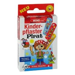 Kinderpflaster pirat