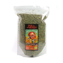 Pizca del mundo | curitiba slim - yerba mate wspomagająca trawienie 500g | organic - fair trade