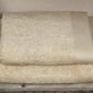 Bamboo style - beż ręcznik bambusowy andropol - jasnobeżowy