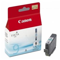 Tusz oryginalny canon pgi-9 pc 1038b001 błękitny foto - darmowa dostawa w 24h