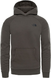 Bluza męska the north face raglan red box t92zwu21l