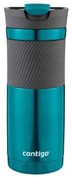 Kubek termiczny contigo byron 470ml - biscay bay - turkusowy