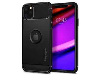 Etui spigen rugged armor do apple iphone 11 pro matte black
