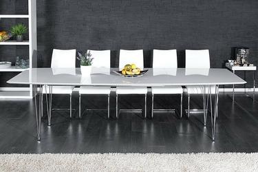 Rozkładany stół torez 170-270x100cm biały