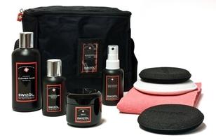 Swissvax discovery kit onyx – zestaw do zabezpieczenia lakieru z woskiem onyx