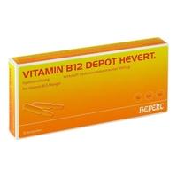 Vitamin b 12 depot hevert ampułki