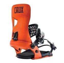Wiązania snowboardowe rome crux orange 2019