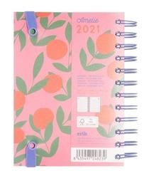 Amelie buenos dias - dziennik kalendarz 2021