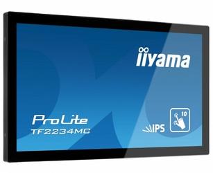 IIYAMA Monitor 21.5 TF2234MC-B6 IPS,10PKT.VGA,HDMI,DP, USB