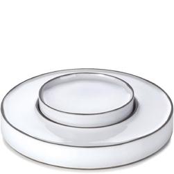 Miseczka do serwowania 15 cm caractere revol biała rv-652501-2
