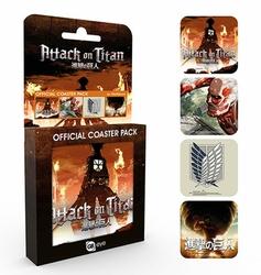 Attack On Titan Mix - podstawki pod kubek