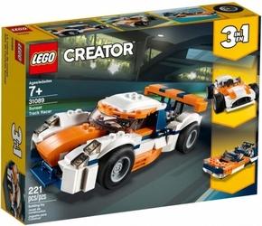 Lego klocki creator słoneczna wyścigówka