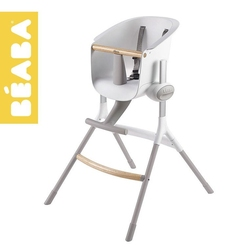 Beaba krzesełko do karmienia up  down greywhite