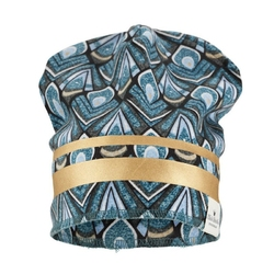 Elodie details - czapka zimowa - gilded everest feathers 1-2y