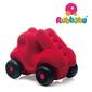 Rubbabu wóz strażacki sensoryczny czerwony