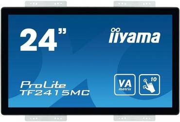 IIYAMA Monitor 24 TF2415MC-B2 pojemnościowy 10PKT, pianka, HDMI, DP