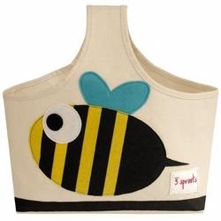 Organizer z rączką - pszczółka