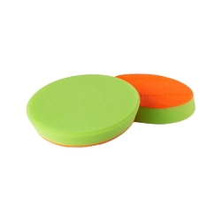Adbl roller pad r-final finish – bardzo miękki pad polerski, zielony - 135150mm