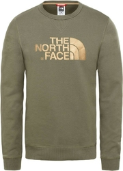Bluza męska the north face drew peak crew t93rxv21l