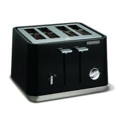 Morphy richards - toster aspect na 4 kromki - czarny