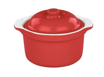 Naczynie do zapiekania mini cocotte Retro czerwone