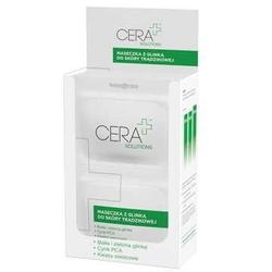 Cera+ solutions maseczka z glinką do cery trądzikowej 12ml x 10 sztuk