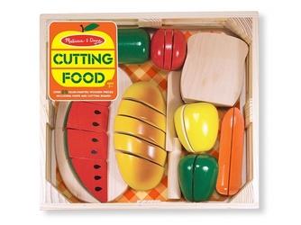 Warzywa i owoce do nauki krojenia