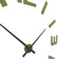 Zegar ścienny donatello calleadesign jasnobrzoskwiniowy 10-315-22
