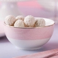 Miska  salaterka porcelanowa altom design more love pink 14 cm