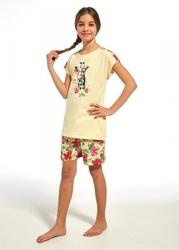 Piżama dziewczęca cornette young girl 24665 aloha krr 134-168