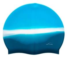 Czepek silikonowy vivo b-1310 multikolor ciemno niebiesko-niebieski