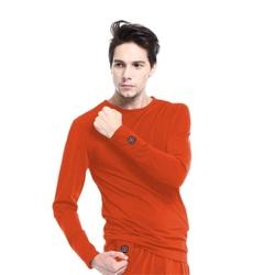 Koszulka glovii gj1 orange ogrzewana