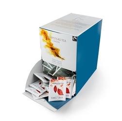 Hampstead | earl grey - herbata czarna saszetki 250szt. | organic - fairtrade