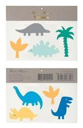 Zmywalne tatuaże dla dzieci meri meri - dinozaur