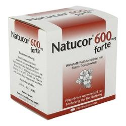 Natucor 600 mg forte w tabletkach powlekanych