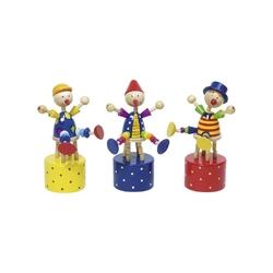 Pajacyki elastyczne figurki