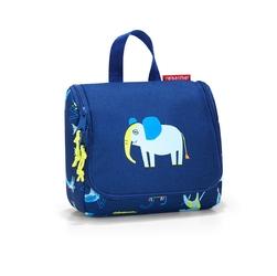 Kosmetyczka dziecięca 1,5 l toiletbag niebieska abc friends reisenthel