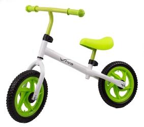 Rowerek biegowy vivo v5021 12 eva biało-zielony