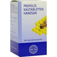 Propolis kautabletten hanosan tabletki