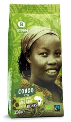 Oxfam | lake kivu coffee kawa ziarnista 250g | organic - fairtrade
