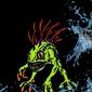 Blizzardverse stencils - murky, the deep terror, warcraft - plakat wymiar do wyboru: 61x91,5 cm
