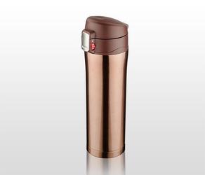 Kubek termiczny outer 440 ml k2 miedziany
