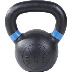 Kettlebell 12 kg żeliwny olympia, czarny