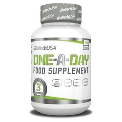 Biotech usa one-a-day - 100tabs.