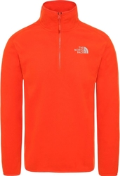 Bluza męska the north face 100 glacier 14 zip t92uarja8