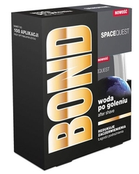 Bond spacequest, woda po goleniu, 100ml