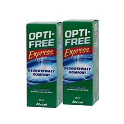 Opti free express, 2x355 ml